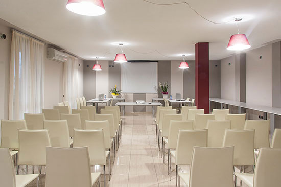 The Conference Room for 70 people and banquets